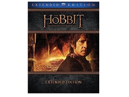 The Hobbit: Extended Edition Trilogy Blu-Ray