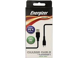 Cable Power and Play Charge Energizer PS4