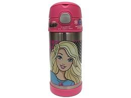 Botella Thermos Funtainer 12oz Barbie