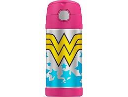 Botella Thermos Funtainer 12oz Wonder Woman