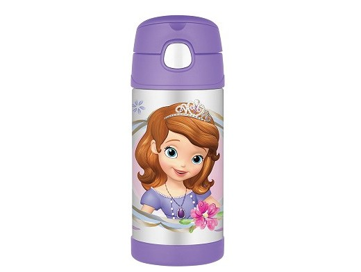 Botella Thermos Funtainer 12oz Sofia the First