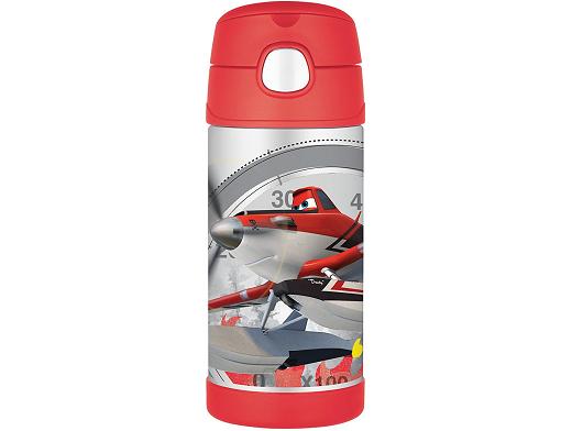 Botella Thermos Funtainer 12oz Planes