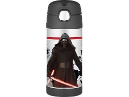 Botella Thermos Funtainer 12oz Star Wars Kylo Ren