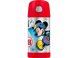 Botella Thermos Funtainer 12oz Mickey Mouse