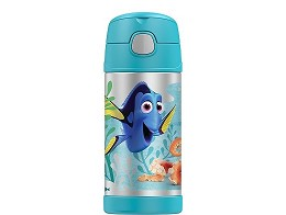 Botella Thermos Funtainer 12oz Finding Dory