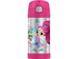 Botella Thermos Funtainer 12oz Shimmer and Shine