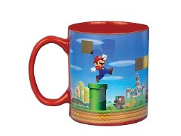 New Super Mario Bros. Heat Change Mug