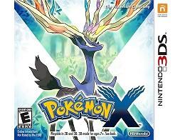 Pokémon X 3DS Usado