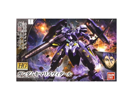 Model Kit Gundam Kimaris Vidar IBO Bandai HG