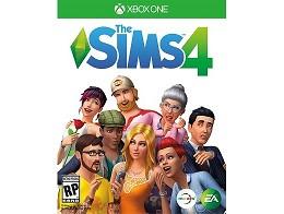 The Sims 4 XBOX ONE Usado