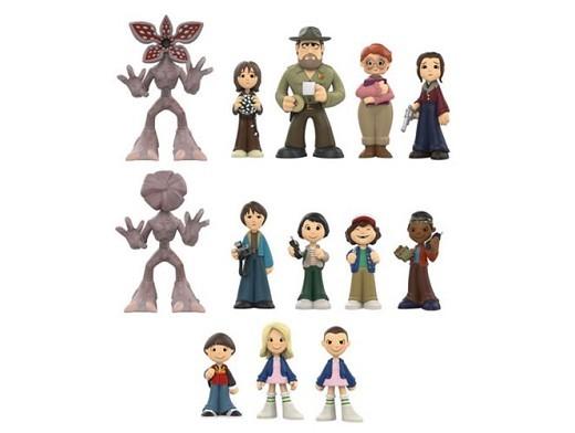 Figura Mistery Minis: Stranger Things (al azar)