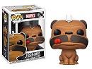 Figura Pop Marvel: Inhumans - Lockjaw
