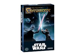 Carcassonne Star Wars - Juego de mesa