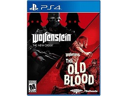 Wolfenstein: The Two-Pack PS4