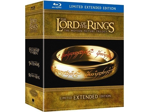 The Lord of the Rings (Extended Edition) Blu-ray