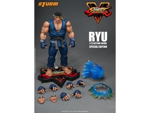 Figura Ryu Special Edition