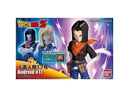 Model Kit Android #17 Bandai Rise Standard