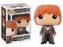 Figura Pop Movies: Harry Potter - Ron Weasley Yule