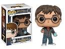 Figura Pop Movies: Harry Potter - Harry Prophecy