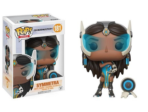 Figura Pop! Games: Overwatch - Symmetra