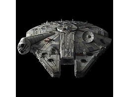 Model Kit Millennium Falcon Star Wars: A New Hope