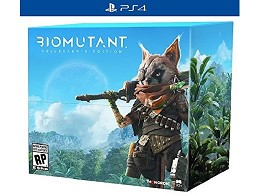 Biomutant Collector Edition PS4