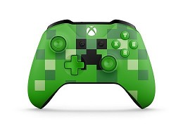 Control Wireless Minecraft Creeper XBOX ONE