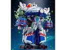 Figura Chogattai Buzz the Space Ranger Robo