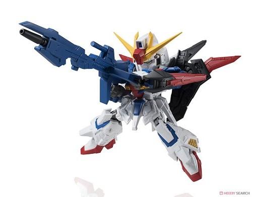 Figura Z Gundam + Hyper Mega Launcher NXEDGE Style
