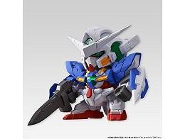 Figura SD Gundam NEO 01 Gundam Exia