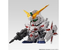 Figura SD Gundam NEO 02 Unicorn Gundam