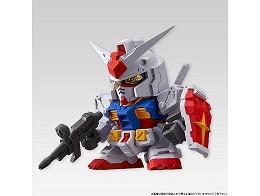 Figura SD Gundam NEO 03 Gundam