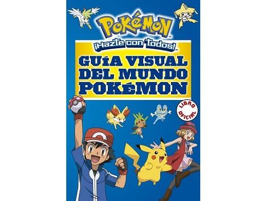 Pokémon Guia Visual (ESP) Libro