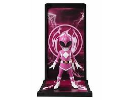 Figura Tamashii Buddies Pink Ranger MMPR