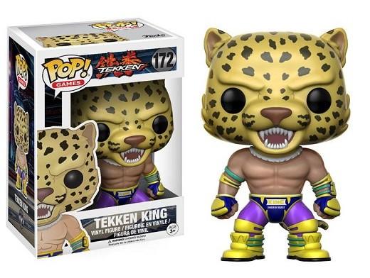 Figura Pop Games: Tekken - King