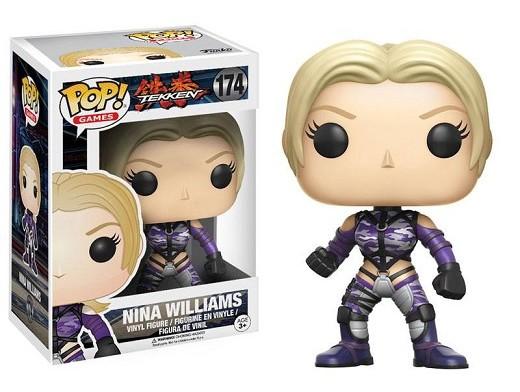 Figura Pop Games: Tekken - Nina Williams