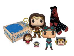 Kit DC Legion of Collectors Wonder Woman-