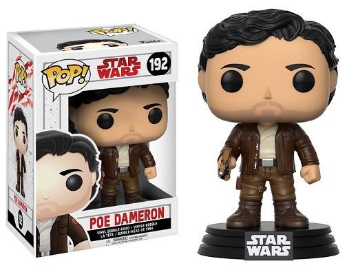Figura Pop Star Wars: The Last Jedi - Poe Dameron