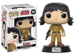 Figura Pop Star Wars: The Last Jedi - Rose