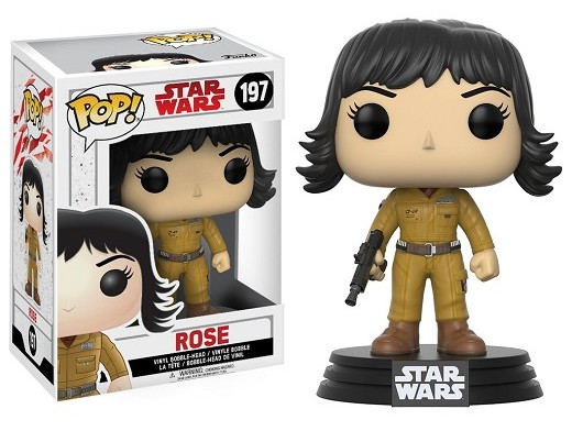 Figura Pop Star Wars: The Last Jedi - Rose