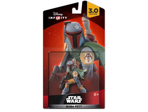 Disney Infinity: SW (3.0 Ed) Figura Boba Fett
