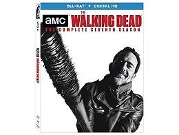 The Walking Dead: Season Seven Blu-Ray