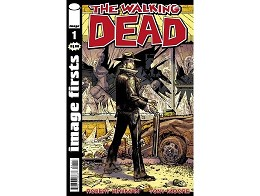 Image Firsts Walking Dead #1 (ING/CB) Comic
