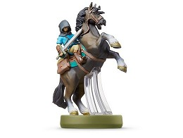 Nintendo amiibo: Figura Link (Rider) TLOZ:BOTW
