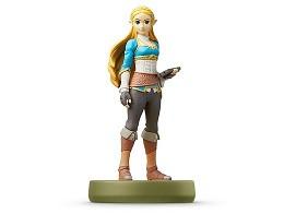 Nintendo amiibo: Figura Zelda TLOZ:BOTW