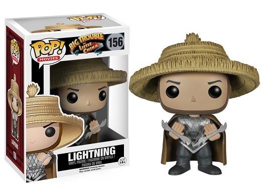 Figura Pop Movies!: BTILC - Lightning