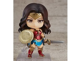 Figura Nendoroid Wonder Woman: Hero's Edition