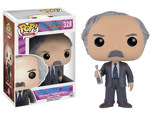 Figura Pop Movies! CACF - Grandpa Joe