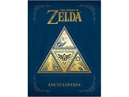 The Legend of Zelda Encyclopedia (ING) Libro