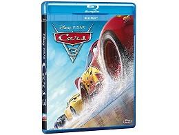Cars 3 Blu-Ray latino